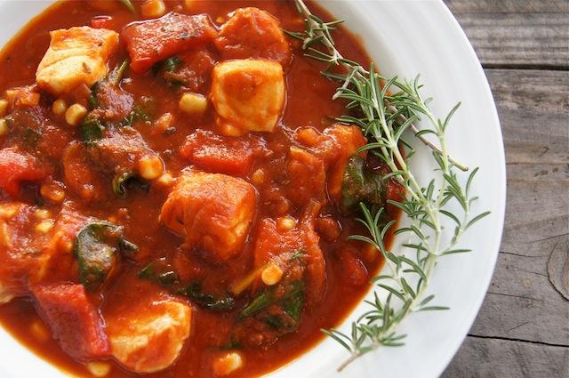 Smoky Tomato Fish Stew | Flickr - Photo Sharing!