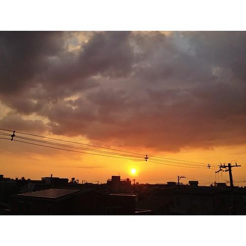 今日の写真 No.487 – 昨日Instagramへ投稿した写真(1枚)/iPhone4S、Snapseed