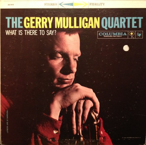 (Jazz) [LP][24 / 96] Gerry Mulligan - What Is There To Say - 1974, FLAC (tracks)