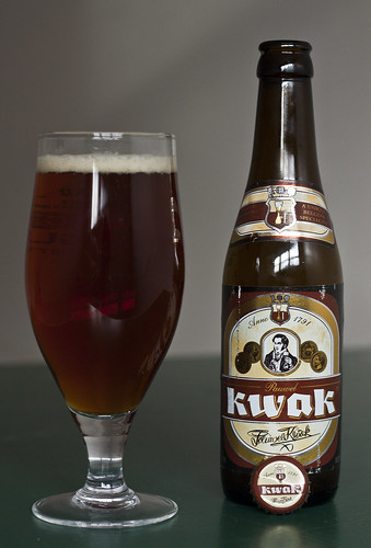 Review: Pauwel Kwak by Cody La Bière