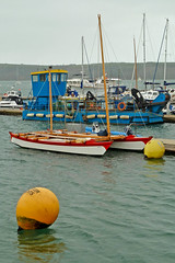 Boats and Buoys by Tim Green aka atoach