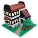 Castle House WIP 3 by AceBricks