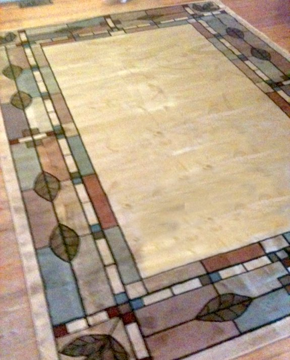 diningroom rug
