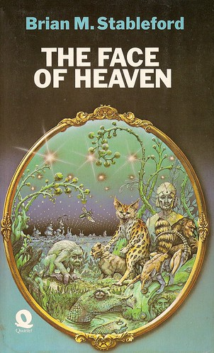 Brian M. Stableford - The Face of Heaven (Quartet 1976)