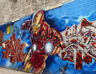 Bronx Graffiti