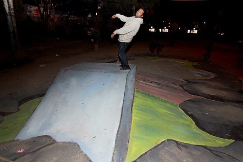 3D Street Painting Series -2/5[Re Post]