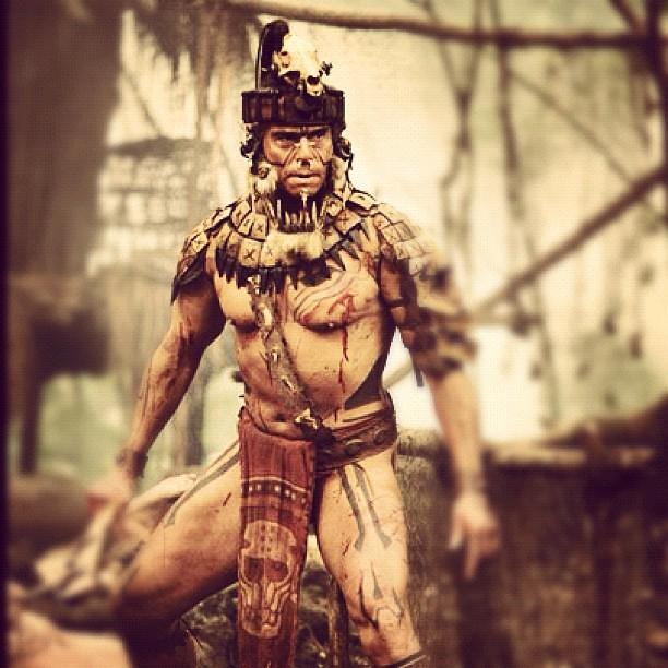 Mayan Warrior Headdress Mayan Warrior