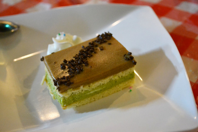 Dessert of the Day, La Petite Cuisine