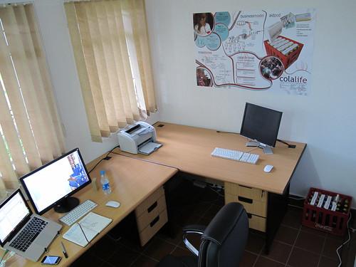 ColaLife Office | 11 Katemo Road, Lusaka