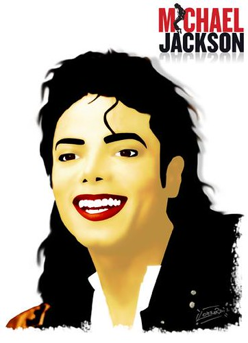 Michael Jackson by Giuseppe Lombardi