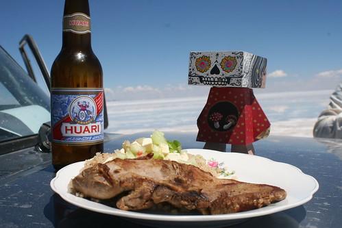 trip gourmet // Salar de Uyuni - Bolivia by martin diez