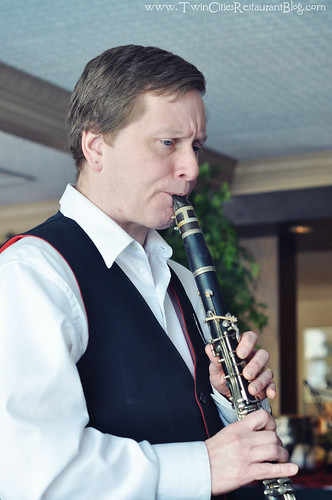 Clarinet in Jazz Trio at Kozlaks Sunday Brunch ~ Shoreview, MN