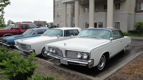 64 & 65 Imperial Crown Coupes