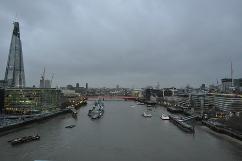 Vista desde Tower Bridge