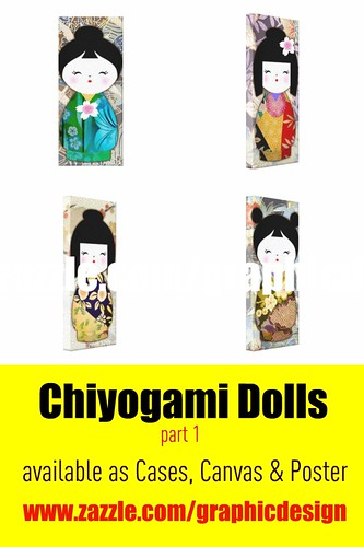 Chiyogami Doll part 1