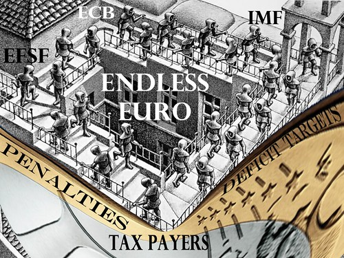 ENDLESS EURO (REDUX) by Colonel Flick