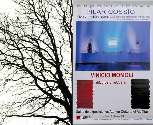 PILAR COSSIO & VINICIO MOMOLI EN EL ATENEO CULTURAL EL ALBÉITAR - LEÓN 2012 by juanluisgx