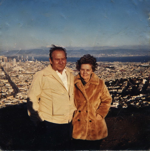 Grandpa and Grandma, California