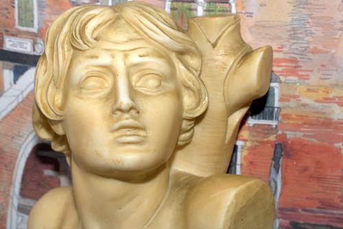 san sebastián de bernini del vaticano (reproducción)