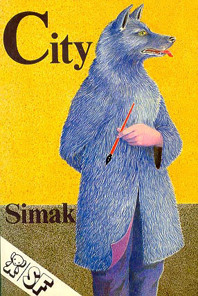 Dutch - Clifford D. Simak - City