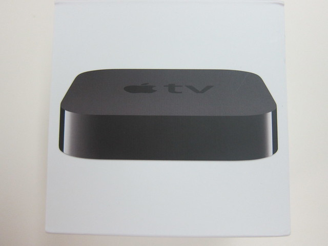 Apple TV - Box View