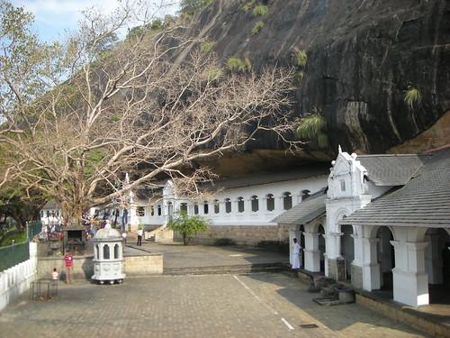 Cave Temple, Dambulla, Sri Lanka