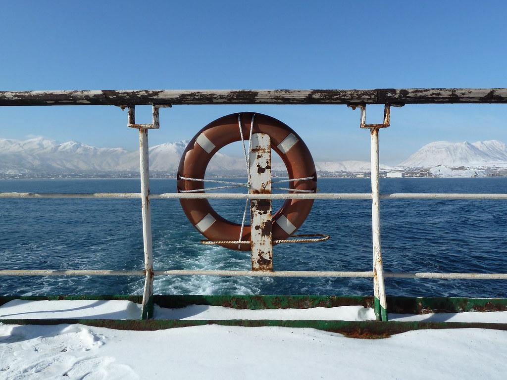 Ferry Tatvan-Van II (Kurdistan Turc)
