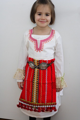 Homemade Bulgarian Costume21