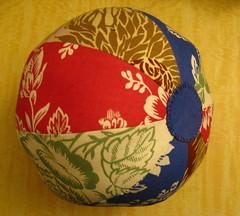 Re: cloth baby ball pattern - Der Keiler