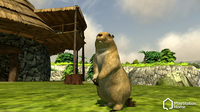 Groundhogs Day in PlayStation Home