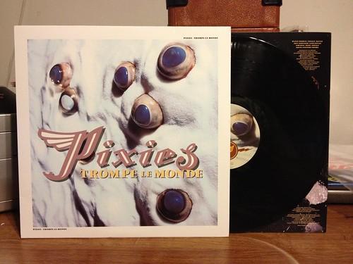 Pixies - Trompe Le Monde LP by Tim PopKid