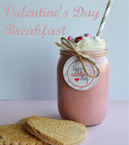 A Valentine's Day Breakfast
