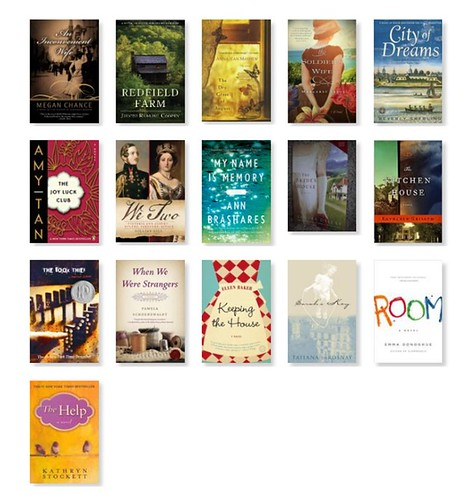 Books Ive read in 2011