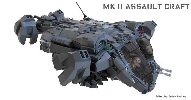 Mk II Assault Craft