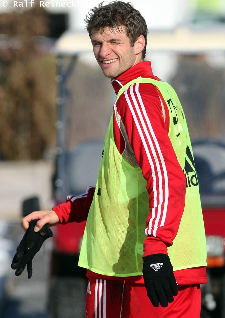 Thomas Müller Bayern München 08