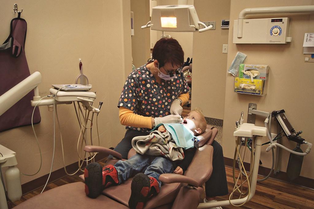 first dentist trip