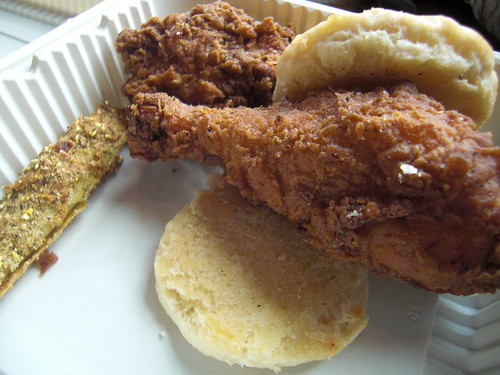 Fried Chicken from Miss Kate's