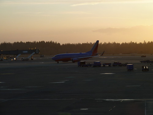 Seatac Sunset