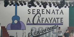 La Serenata a Cafayate comienza a palpitar en el Valle Calchaquí