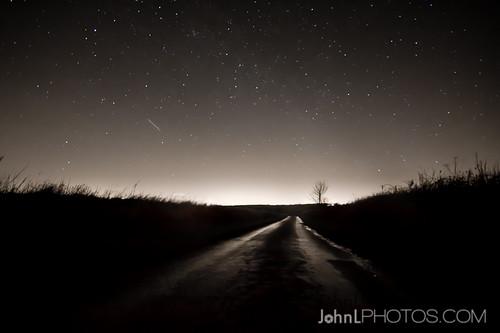 road uk longexposure nightphotography england blackandwhite nature canon stars unitedkingdom britain sigma wideangle hertfordshire afterdark herts sigma1020mm 50d canon50d Astrometrydotnet:status=failed Astrometrydotnet:id=alpha20120276160583