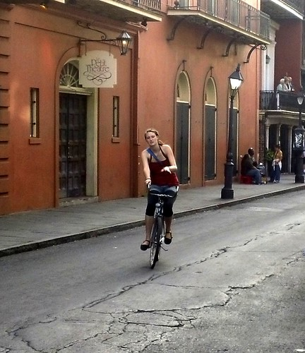 French Quarter, New Orleans (c2012, FK Benfield)
