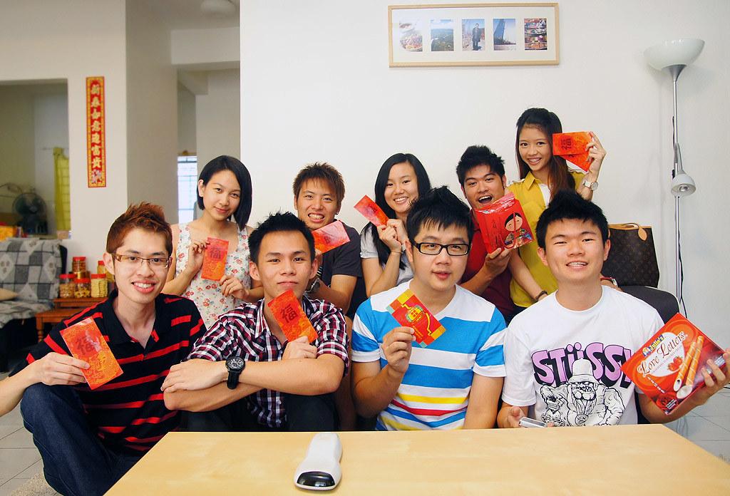 smashpop HOUSE CNY Visit by ewin