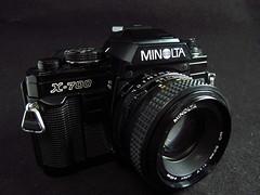 My Minolta X-700