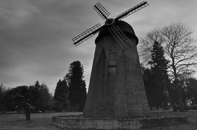 Marymoor Windmill