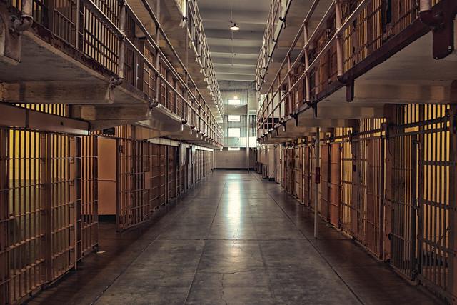 Inside Alcatraz B Block Flickr Photo Sharing