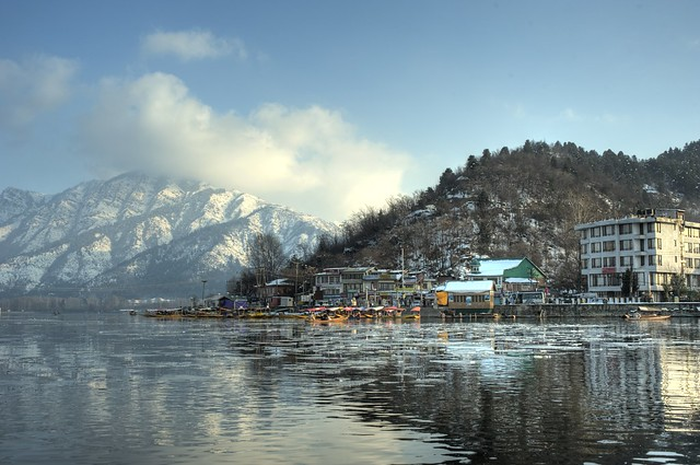 Dal Lake Srinagar Kashmir Flickr Photo Sharing