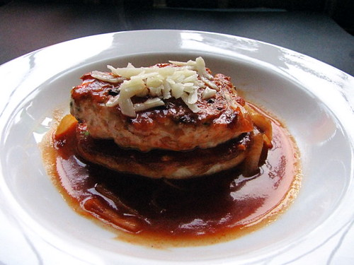 Salisbury Turkey Steak