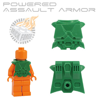 Powered Assault Armor - Green
