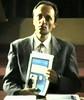 """Sa promocije mojih knjiga održane u MŠ """"Stankovic"""", Beograd, 13. 12. 1997. god. Radivoj Lazić, srednjošk. prof."""