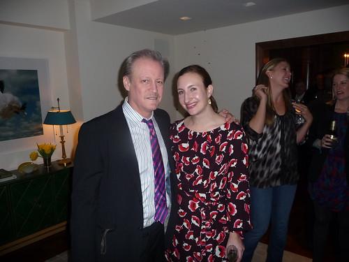 Patrick McMullan and Mary Heathcott